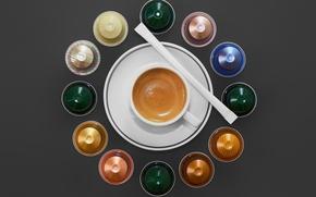 Picture modern, coffee, break