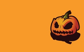 Wallpaper halloween, pumpkin, holiday, Halloween, holiday