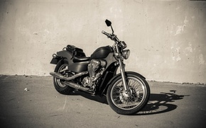 Picture power, Bike, Motorcycle, Chrome, coolness