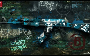 Picture Valve, counter-strike, global offensive, csgo, cs:go, Global Offensive, AK 47