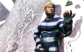 Picture capcom, Ultra Street Fighter IV, Cody