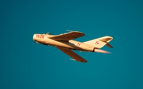 Picture airplane, avaitioon, Mikoyan-Gurevich MiG-17