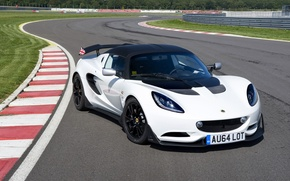 Picture Lotus, Elise, 2015, S Cup