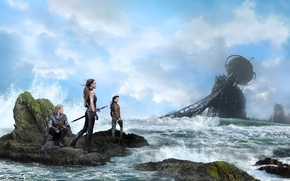 Picture fantasy, poster, TV Series, The Shannara Chronicles, The Chronicles Of Shannara