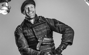 Picture Jason Statham, Jason Statham, Lee Christmas, The Expendables 3, The expendables 3