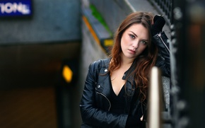 Picture look, the city, neckline, street style, Weekly Imogen, London photo-shoot