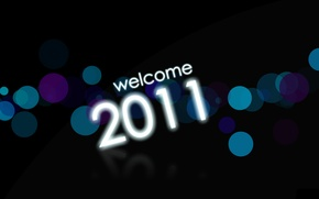 Picture holiday, 2011, welcome