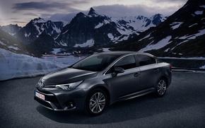 Picture Toyota, sedan, avensis, 2015