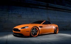 Picture car, Aston Martin, aston martin, vantage, roadster, rechange, hq Wallpapers