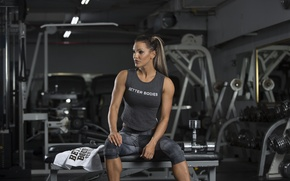Wallpaper thought, gym, sportswear, leisure, fitness