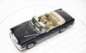Picture BRABUS, Classic, Cabriolet, Mercedes 280_SE, W111