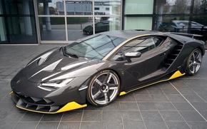 Picture Lamborghini, 2016, Centennial