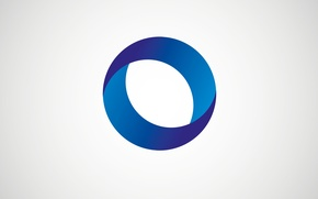 Picture simple, wallpaper, logo, blue, background, cool, gray, round, cirkel