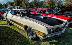 Picture Ford, classic, Ford Torino GT