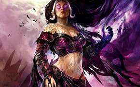 Picture MAG, Magic The Gathering, Planeswalker, Liliana Of The Vess, Liliana Vess