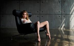Picture chair, legs, Studio, Dennis Drozhzhin, Basic Instinct