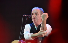 Picture gesture, Russian rock, 30 years, anniversary concert, CHAIF, Shahrin, cool guy