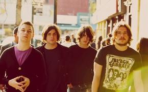 Picture music, monkeys, indie rock, Arctic Monkeys, Alex Turner, Black Sabbath