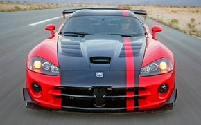 Picture speed, Dodge, sports car, Viper, speed, sport car, SRT