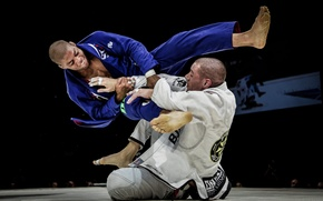 Picture Fight, Ambar, BJJ