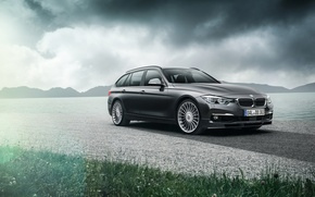 Picture bmw, 3-series, alpina, 2015