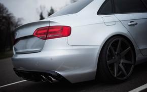 Picture Audi, Audi, silver