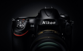 Picture the camera, Nikon, lens, Nikkor