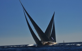 Picture sea, sport, yachts, yacht, sailing yacht, sailing yacht, regatta, sails., yacht regatta