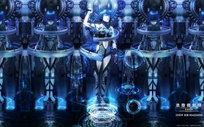 Picture girl, fiction, wire, body, cyberpunk, cyborgs, cyberpunk, Ghost in the Shell, The Fireworks Kusanagi, Motoko …