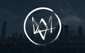 Picture Logo, Watch Dogs, Aiden Pierce, Aiden Pearce, Watchdogs
