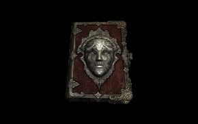 Picture mask, Castlevania, Book, video games, Castlevania: Lords of Shadow, Lords of Shadow