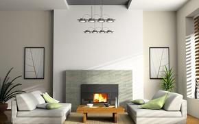 Picture style, mood, interior, minimalism, texture