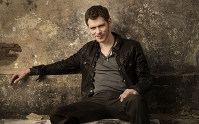 Picture actor, male, the series, Joseph Morgan, Klaus, Joseph Morgan, Klaus, Original, The Originals, Ancient