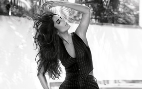 Picture girl, actress, beauty, girl, eyes, smile, beautiful, figure, model, pretty, beauty, lips, face, hair, brunette, …