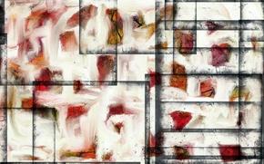 Picture color, form, texture