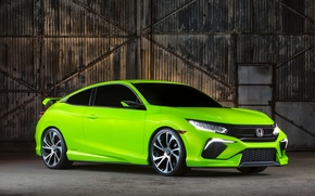 Picture Civic, Honda, 2015, civici, the concept, Concept, Honda