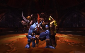Picture Orc, wow, world of warcraft, Troll, Thrall, Horde, Vol'jin, Thrall, Horde, Volgin, new warchief, a …
