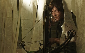 Picture The Walking Dead, Norman Reedus, Daryl Dixon, The Walking Dead