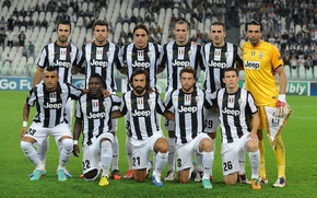 Wallpaper Football, Players, Juventus, Juventus, Sport, Team