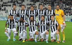 Wallpaper Sport, Team, Football, Juventus, Juventus, Players