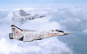 Picture Fighter, Interceptor, МиГ31, Миг31Б