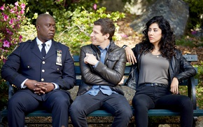 Picture Fox, USA, police, New York, detective, series, American, cast, TV series, comedy, United States of ...