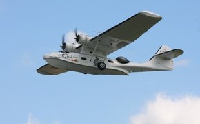 "Picture flight, the plane, sea, anti-submarine, patrol, ""Catalina"", PBY Catalina"