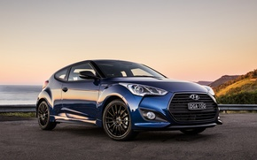 Picture coupe, Hyundai, Coupe, Veloster, Veloster HD, Hyundai