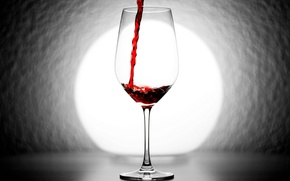 Picture background, wine, glass
