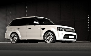 Picture auto cars, Project Kahn Range Rover 2010