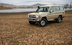 Picture Auto, Wallpaper, Japan, Toyota, Car, Auto, SUV, Land, Toyota, Cruiser, Lend, Cuiser
