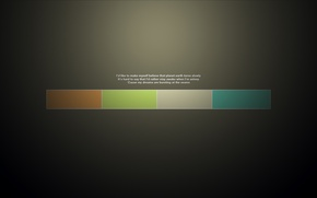 Picture color, text, letters, creative, background, minimalism, letter, words, the phrase, the word, phrase
