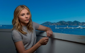 Picture Chloe Grace Moretz, Clouds of Sils Maria, Sils-Maria