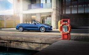 Picture car, BMW, convertible, tuning, Alpina B4